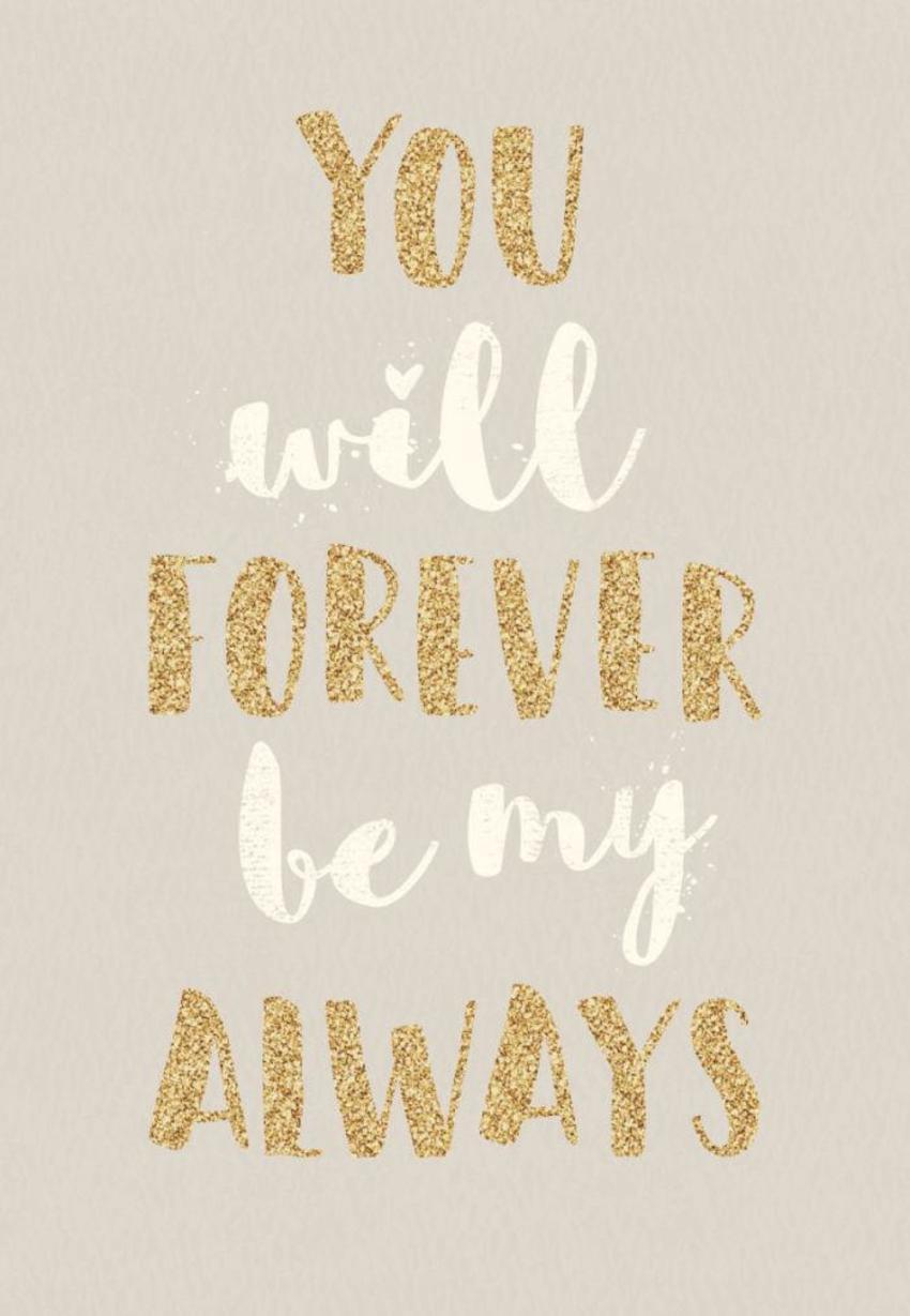 Forever _ Always