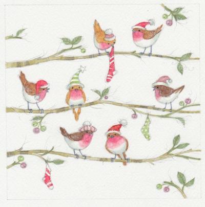 xmas-birds
