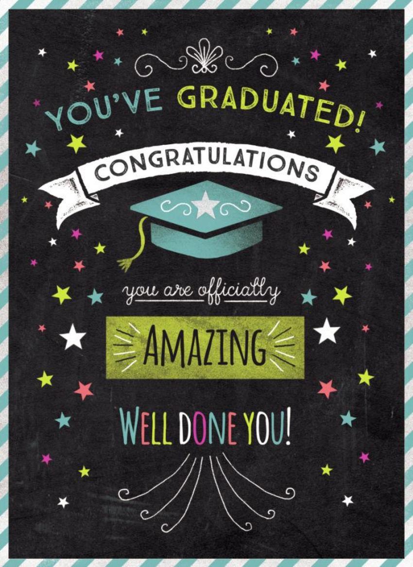 Claire McElaftrick - Graduation