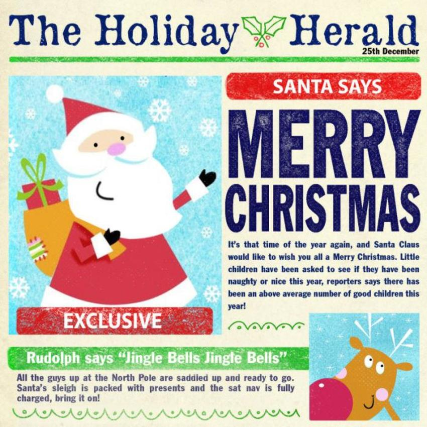 Hwood Xmas Newspaper 2