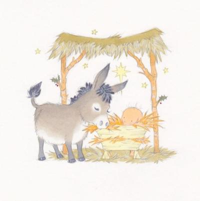 donkey-nativity