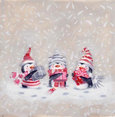 penguin-presents