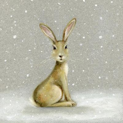 christmas-snow-hare