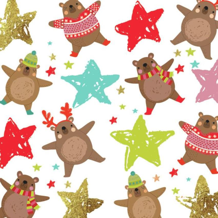 Stars And Bears- Pattern - GM