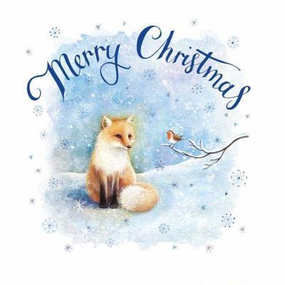 fox-christmas-card-woodland-animals-with-robin