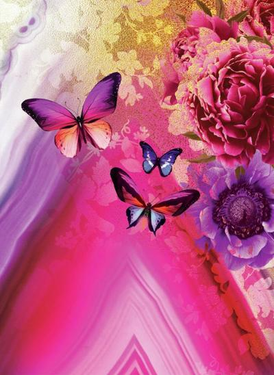 lsk-marble-pink-gold-floral-butterfly