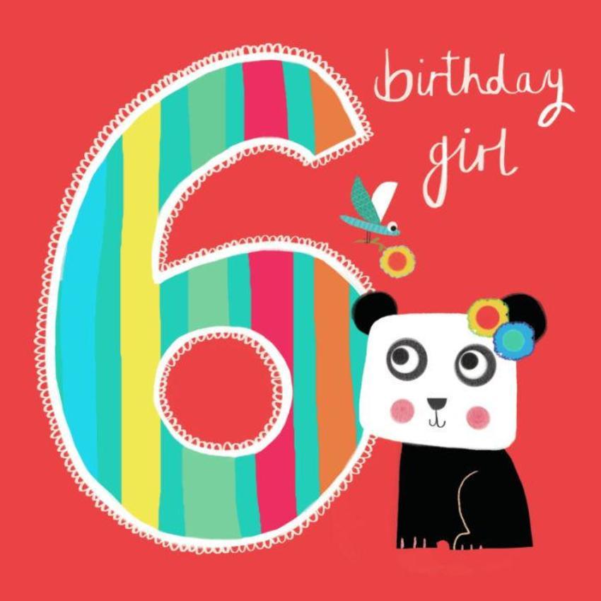 Age 6 Ks  Panda