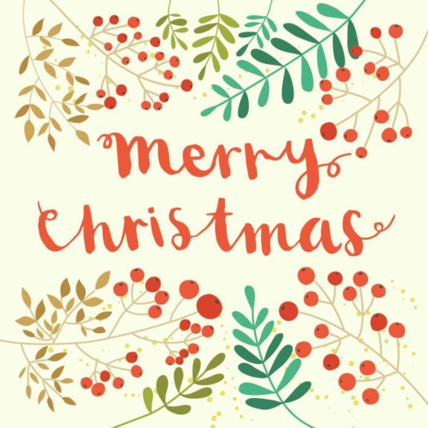 CARDS_Merry Christmas