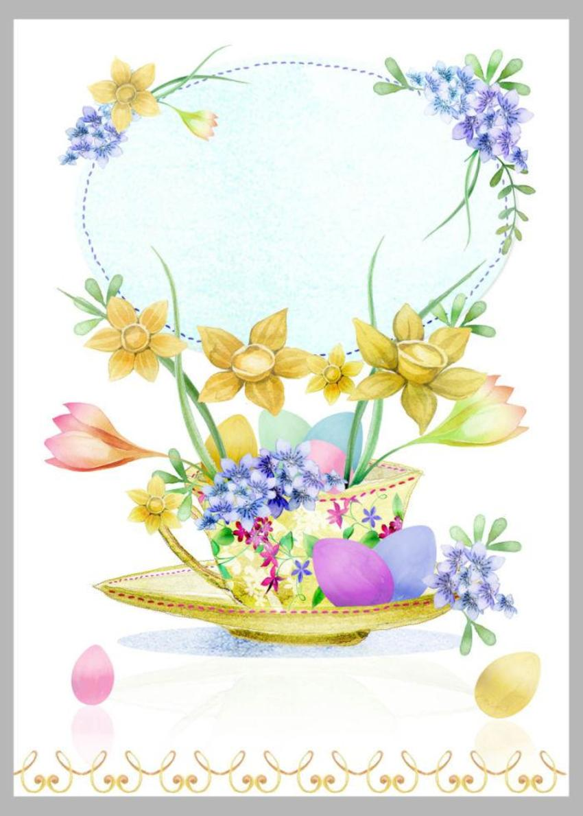Easter Teacup Copy
