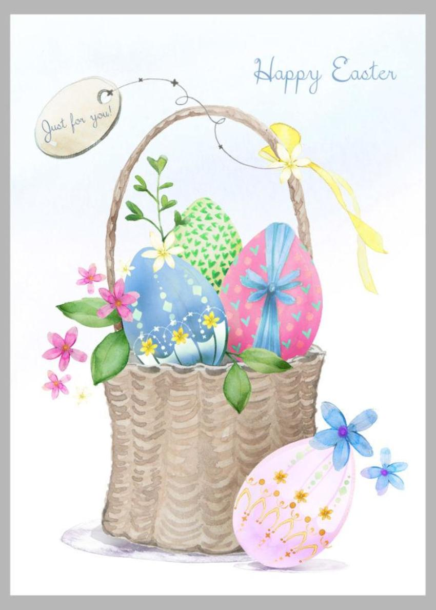 Easter Basket Alt