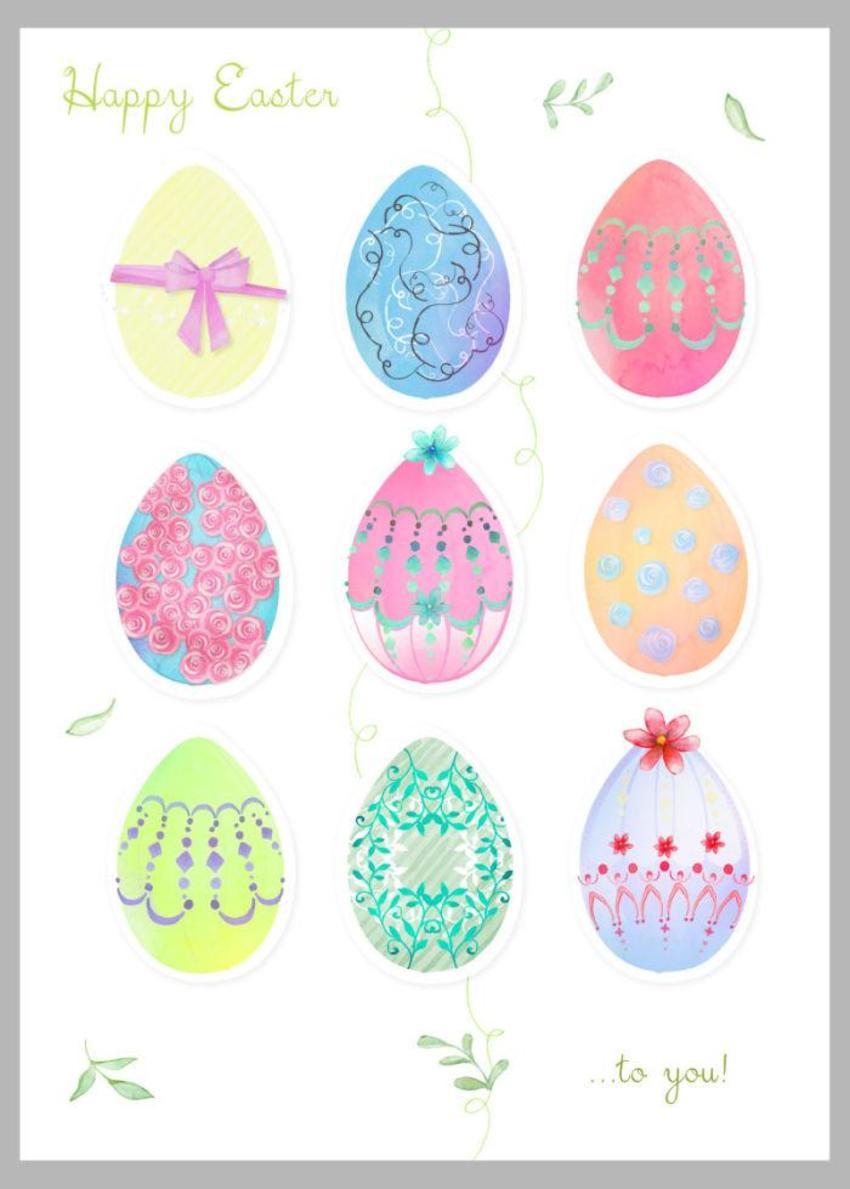 Easter Egg Nine Copy