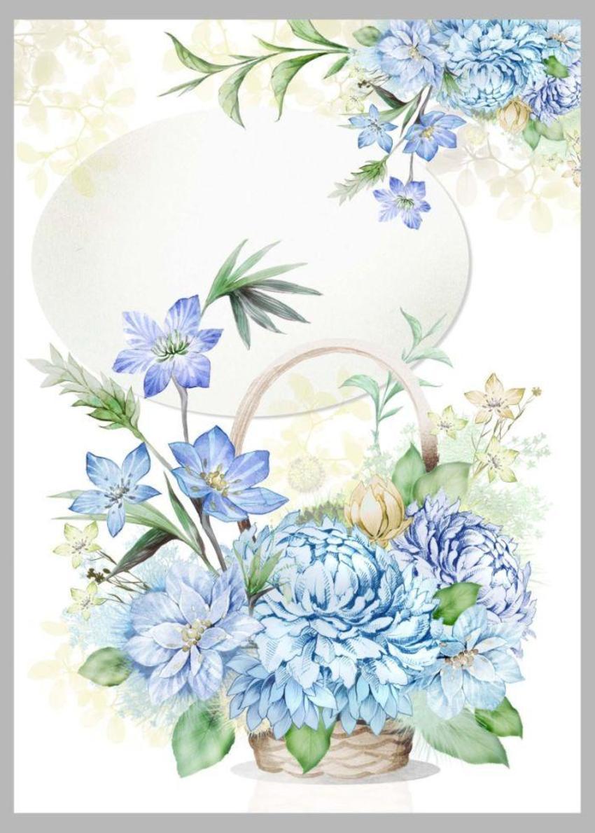 Yell Blue Vase Copy