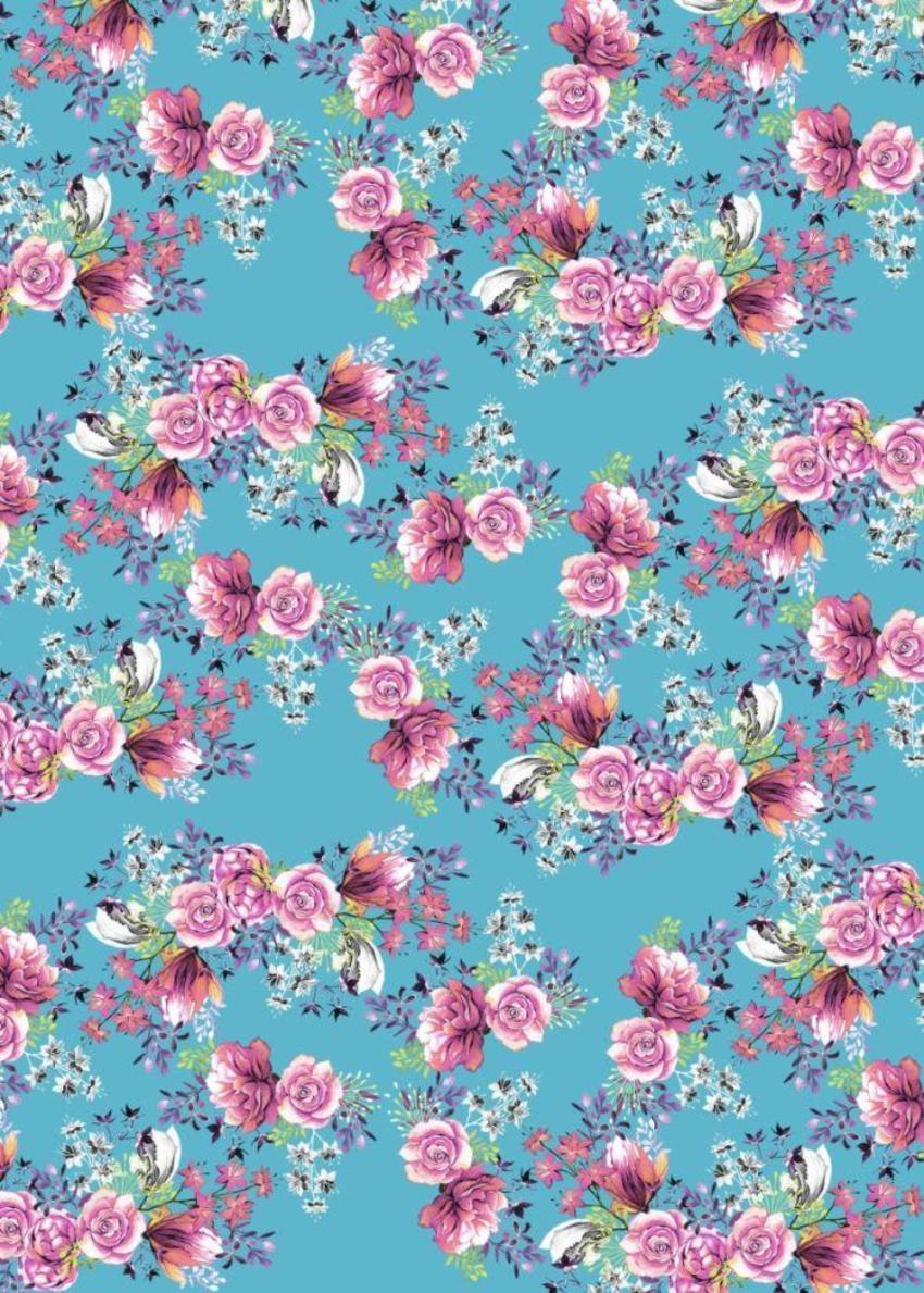 Floral 11 C