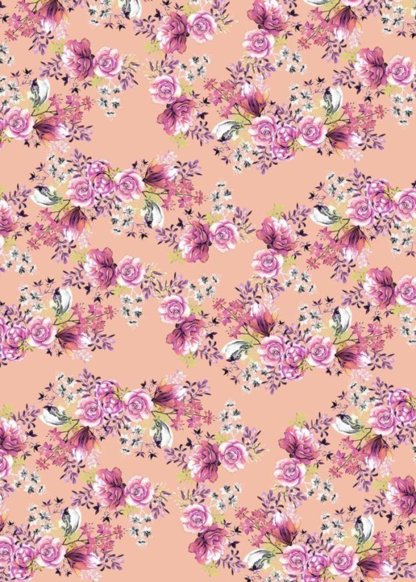 Floral 11 D