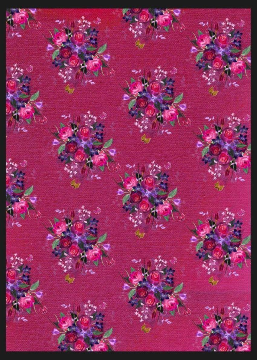 Floral 17 B