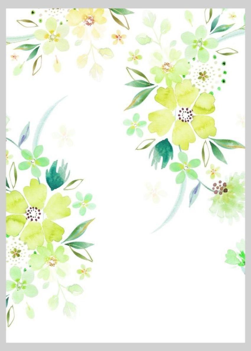 Floral Loose Watercolour 2