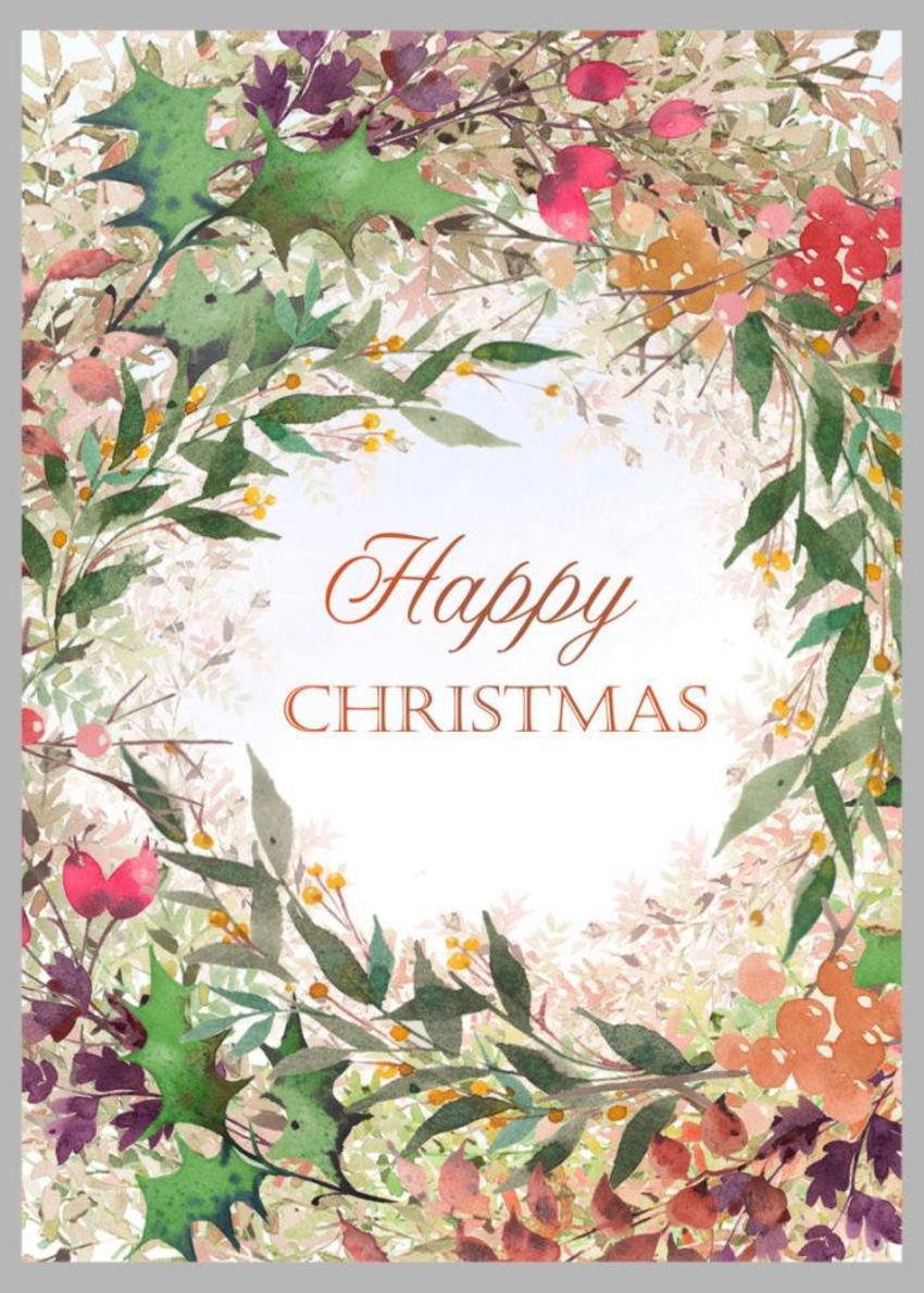 Xmas Wreath 3 Copy