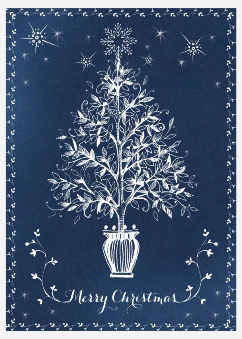 Christmas Tree Icicles Copy