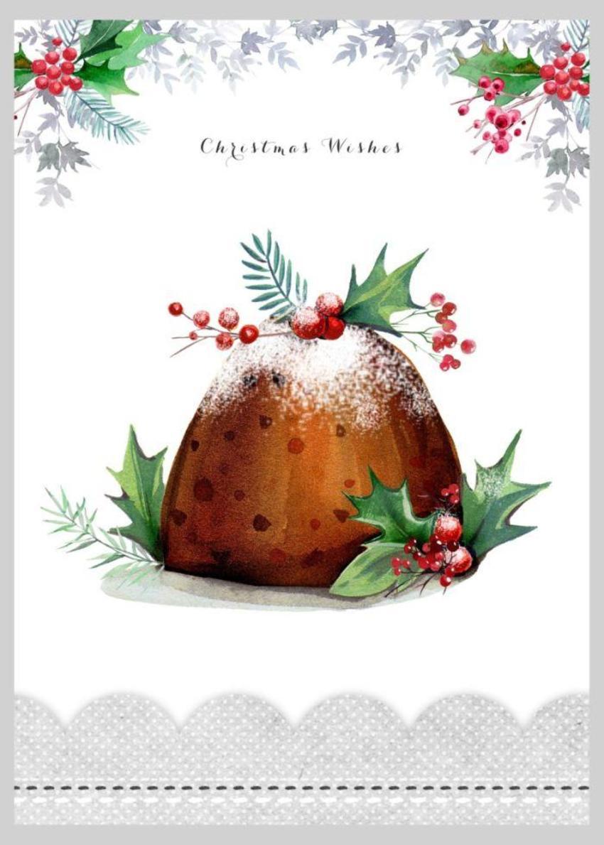 Christmas Pudding Copy