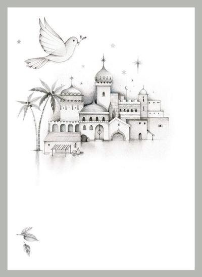 dove-and-jerusalem