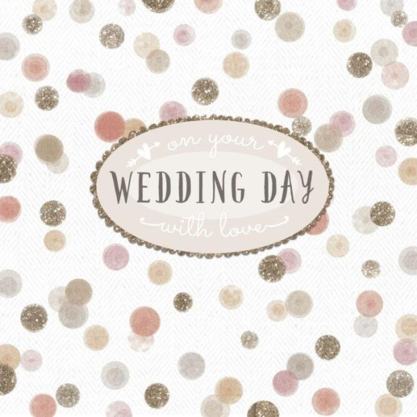Wedding Confetti Glitter