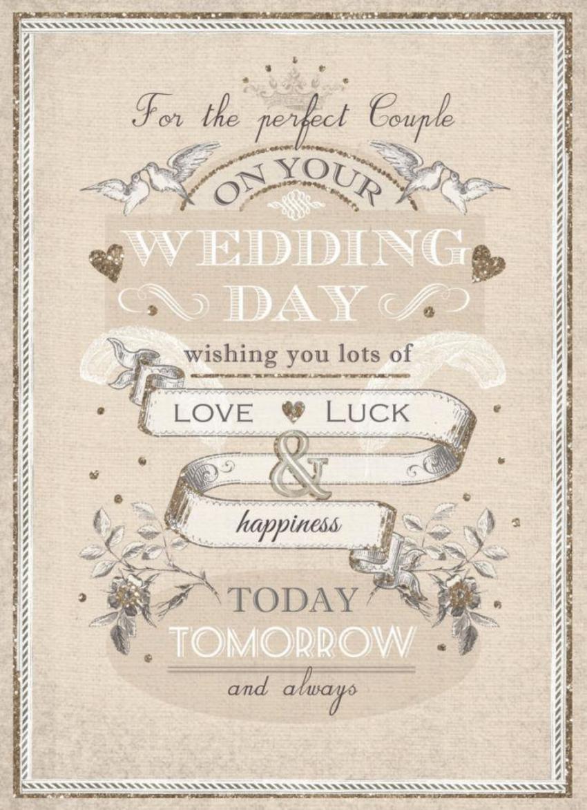 Wedding Scroll Lettering