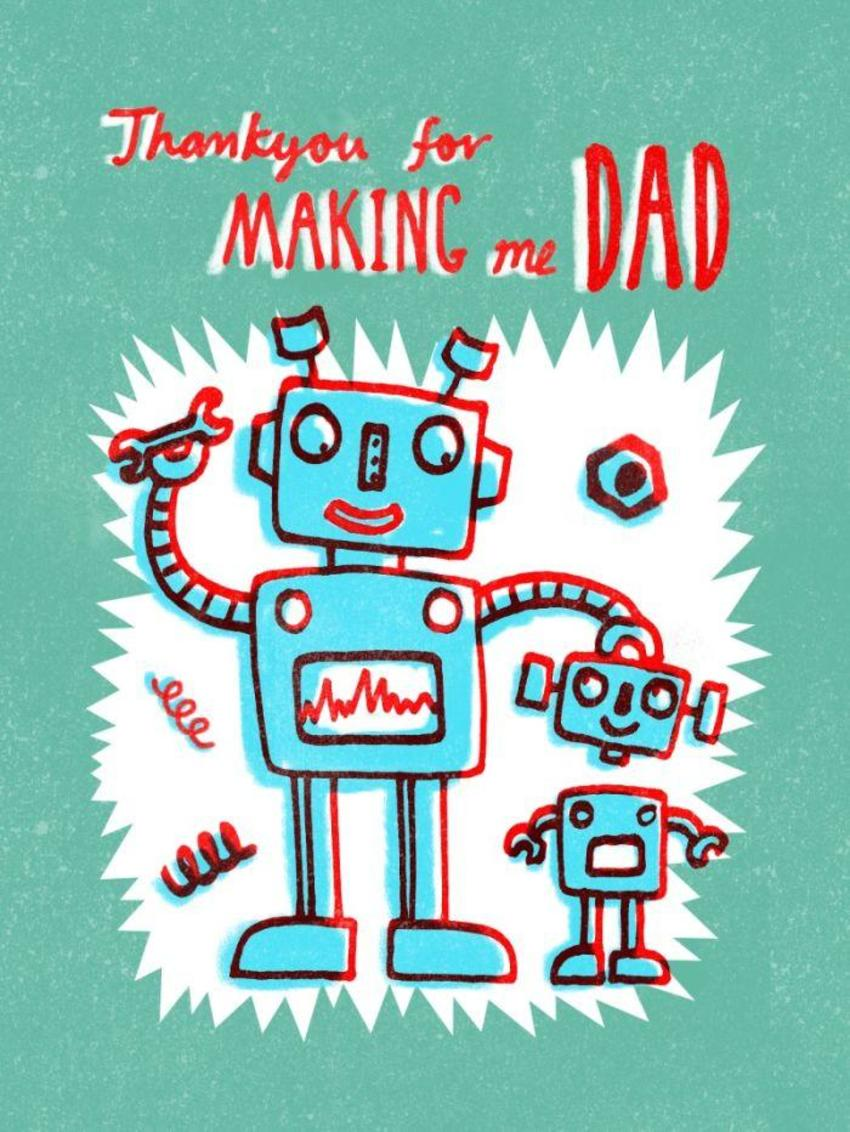 Robot_mothers-fathers_day_humour_card