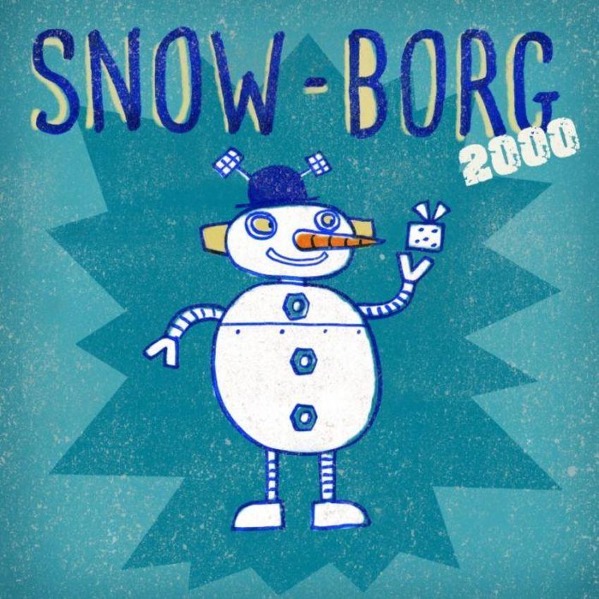 Snowman_roobot