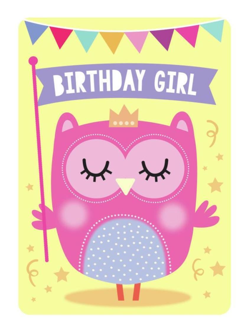JENNIEBRADLEY-OWL BIRTHDAY CARD