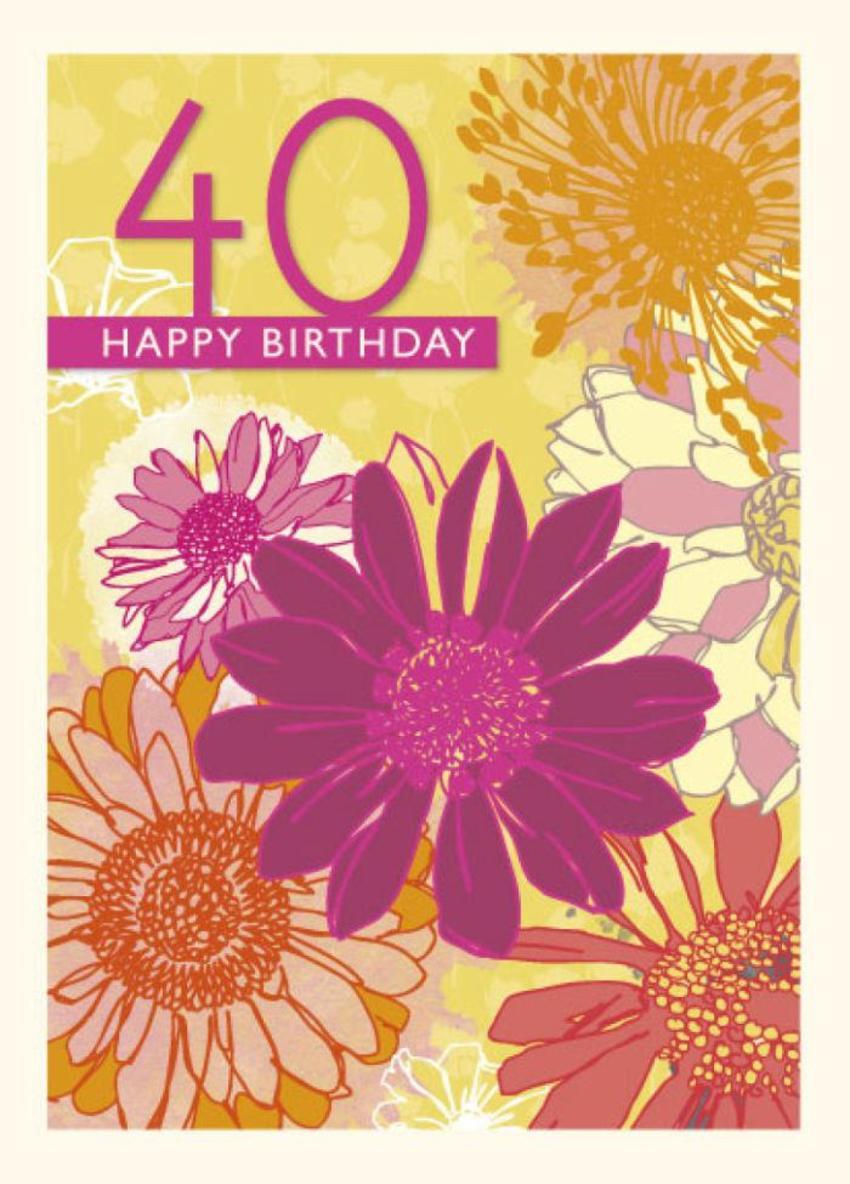 Rebecca Prinn Graphic Flowers
