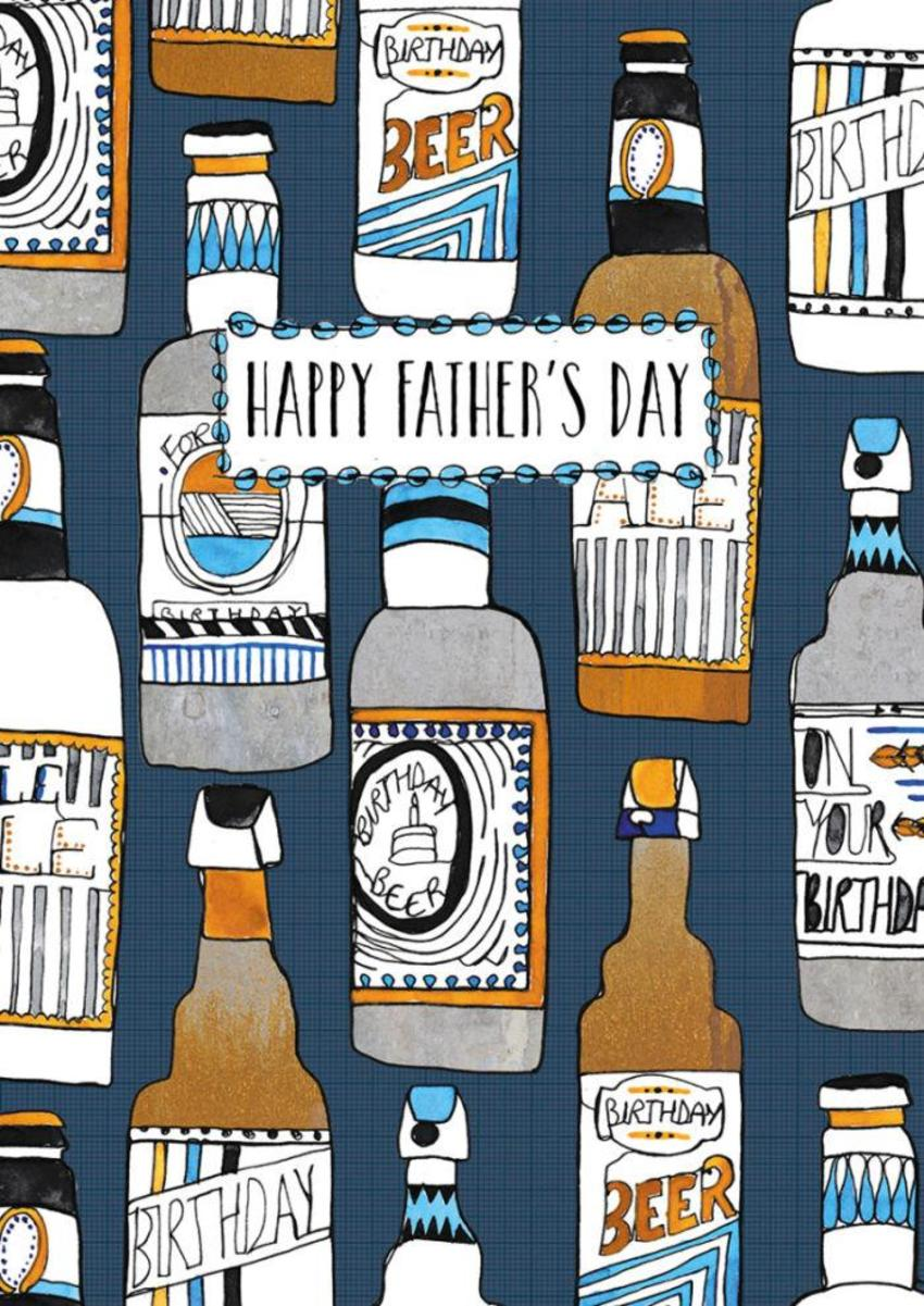 RP Male Icons Beer Fathers Day