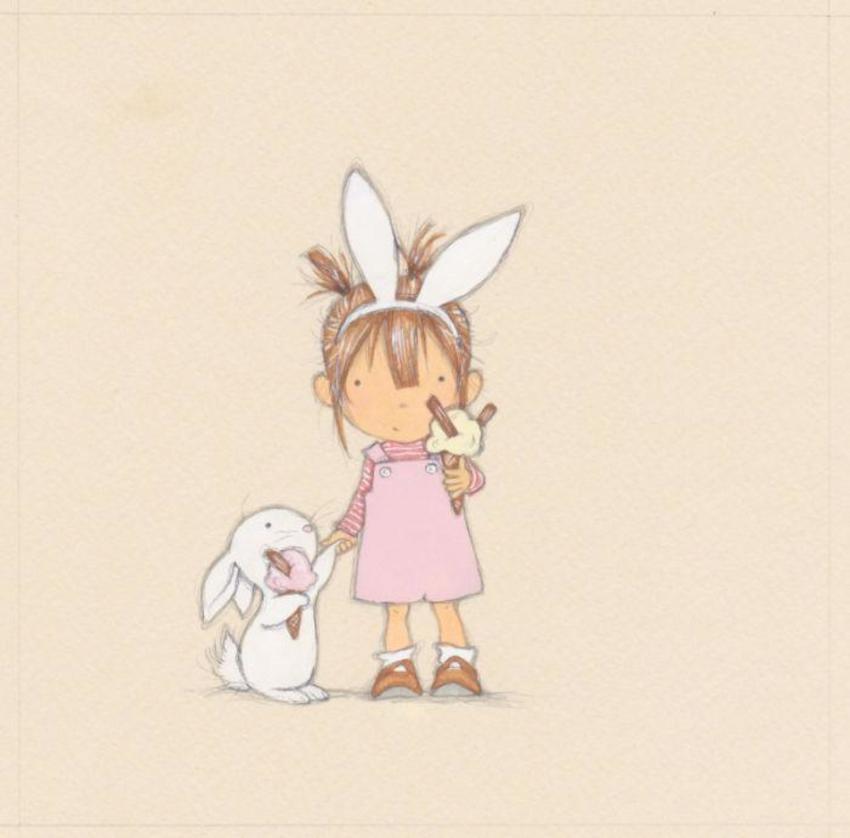 Alice And Ice Cream 1