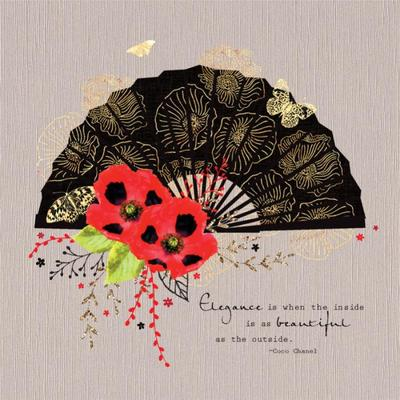 female-birthday-wife-girlfriend-mothers-day-fan-with-poppies-and-butterflies