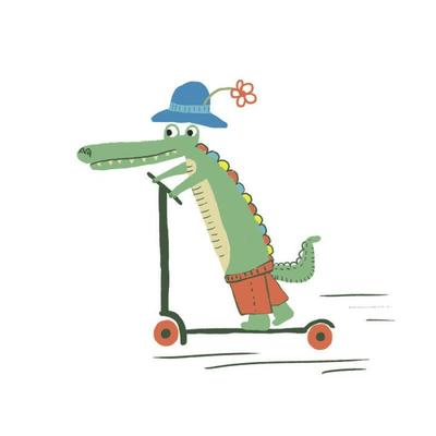 croc-scooter-rpt-pattern