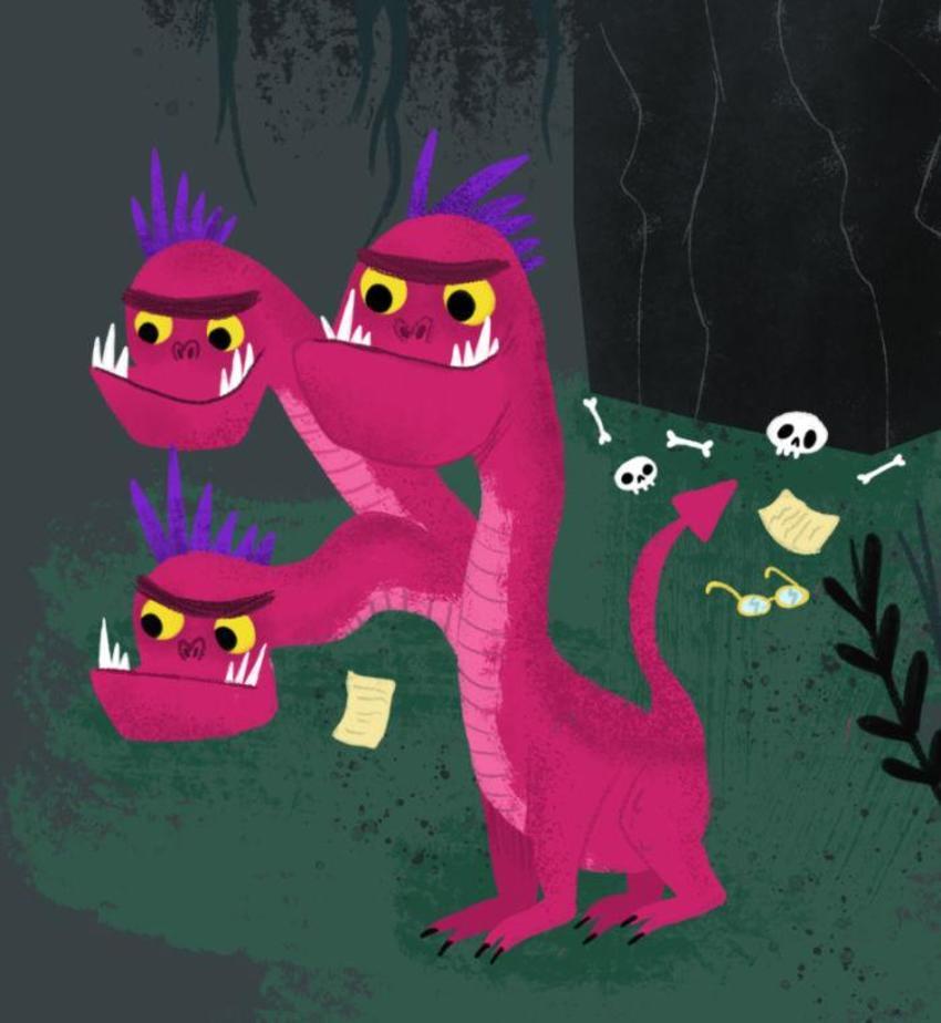 Hydra Myth