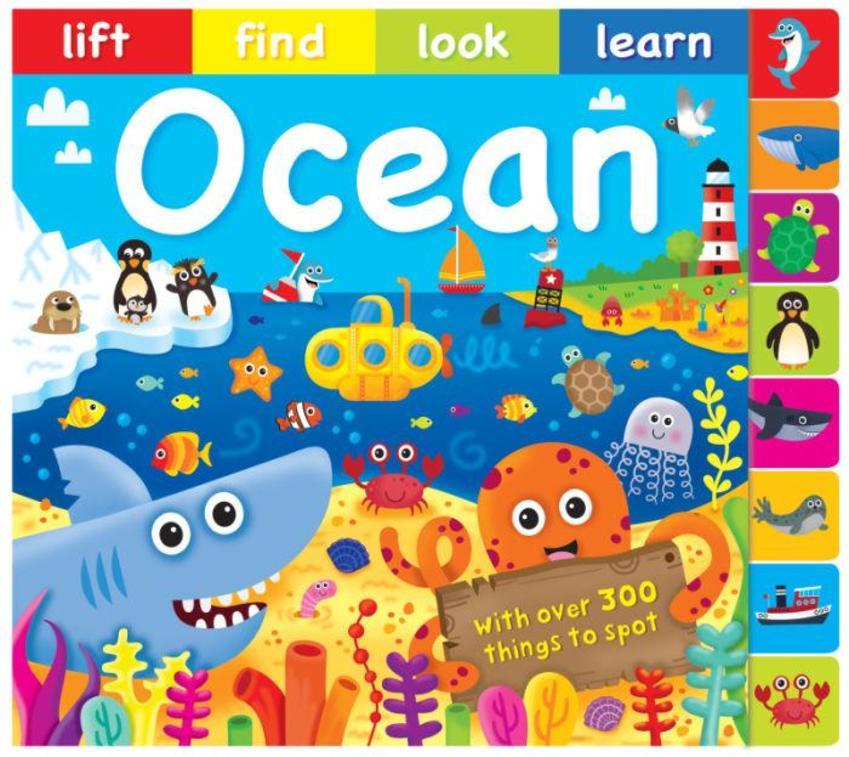 JENNIE BRADLEY-OCEAN BOOK COVER