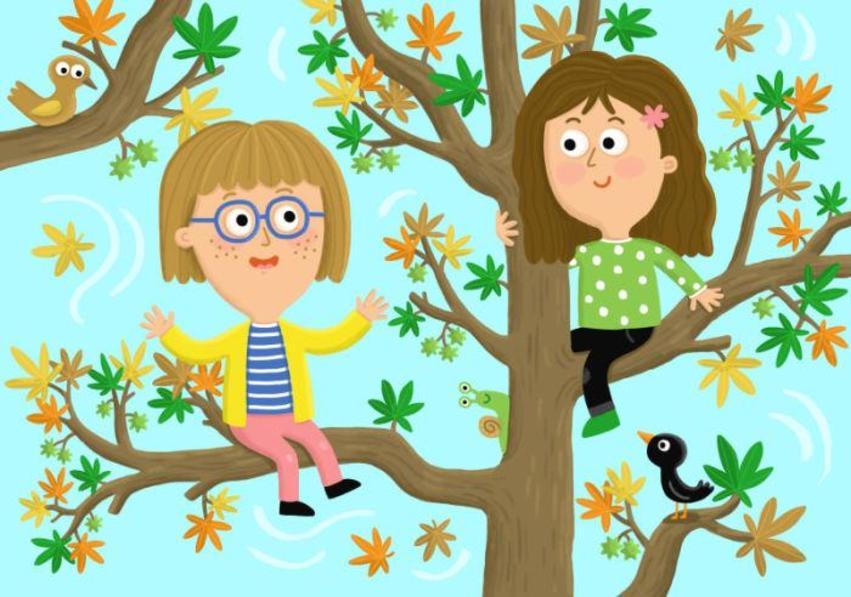 Tree-friends