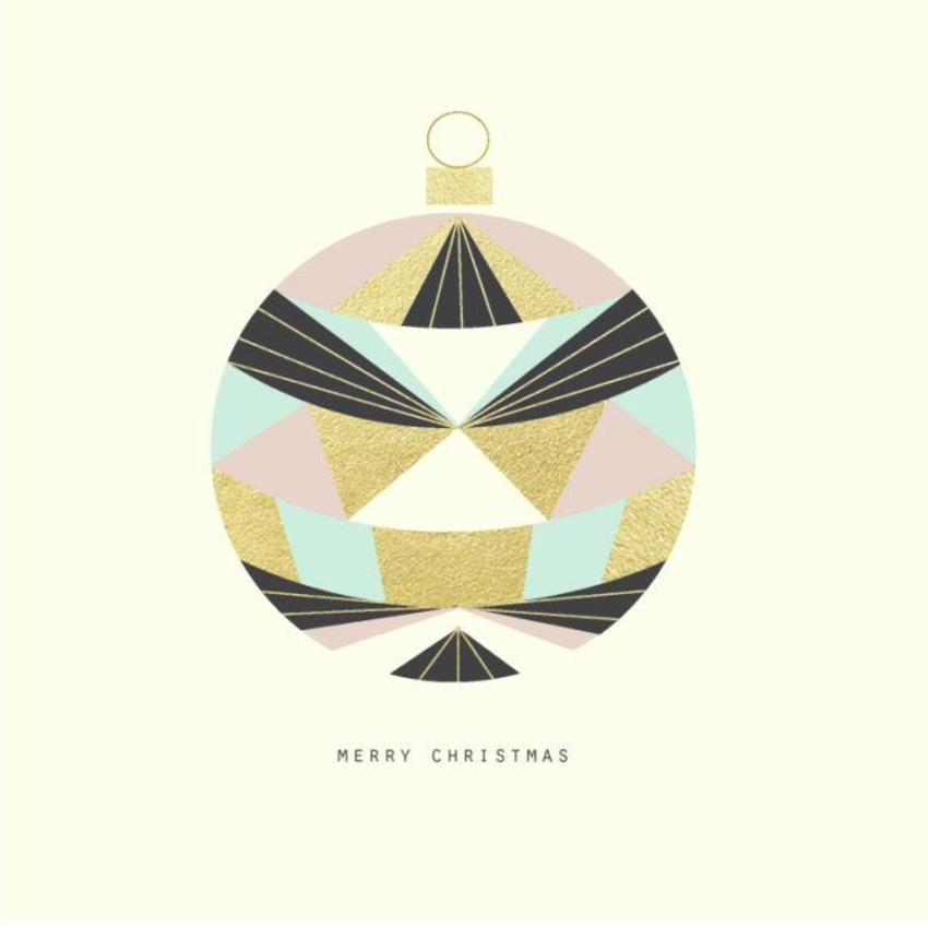 Geometric Bauble Design-01