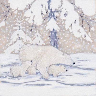 snowy-bears