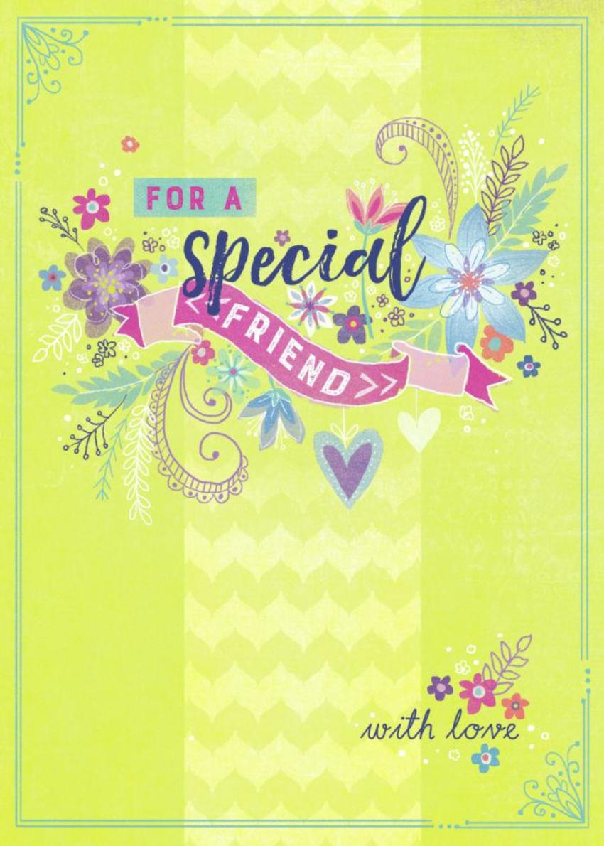 Banner Floral NEON