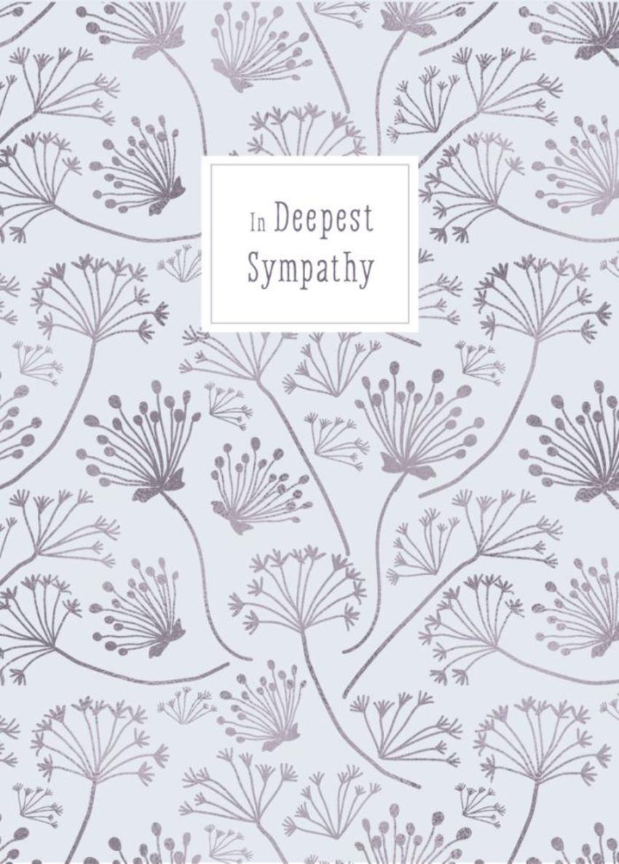 RP Sympathy Foil Floral