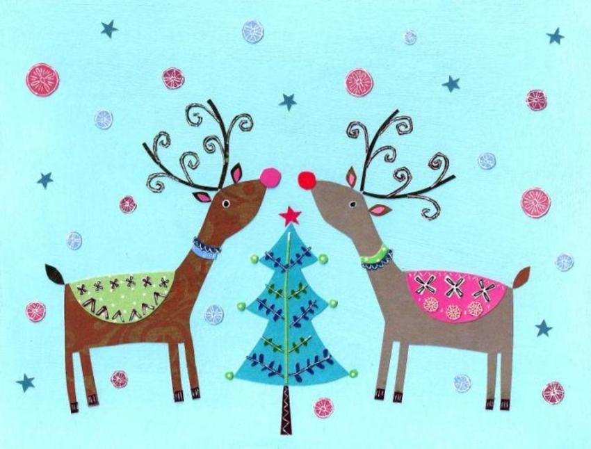 PT - Papermagic Reindeer
