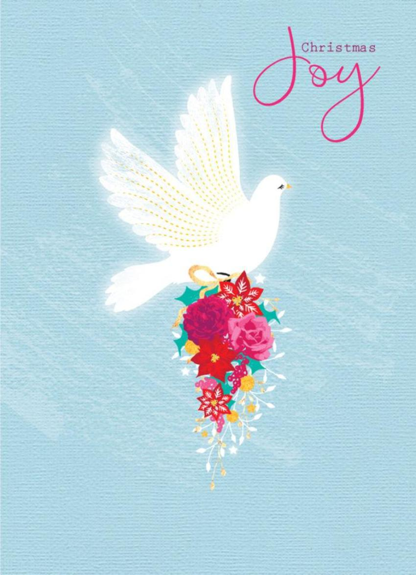 Dove-with-flowers-religious--christmas-5x7
