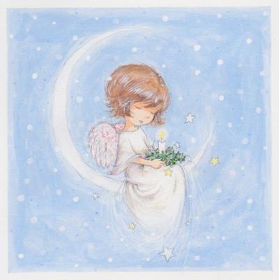 angel-moon