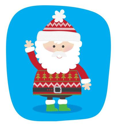 jennie-bradley-christmas-santa-knitted