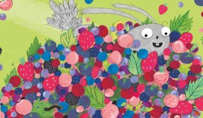 already-sold-funny-animal-rabbit-fruit-berries