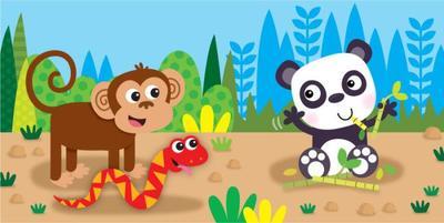 jennie-bradley-monkey-snake-panda