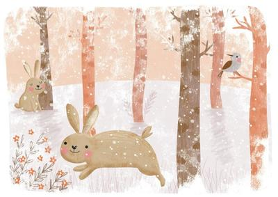 rabbit-in-snow-forest-gm