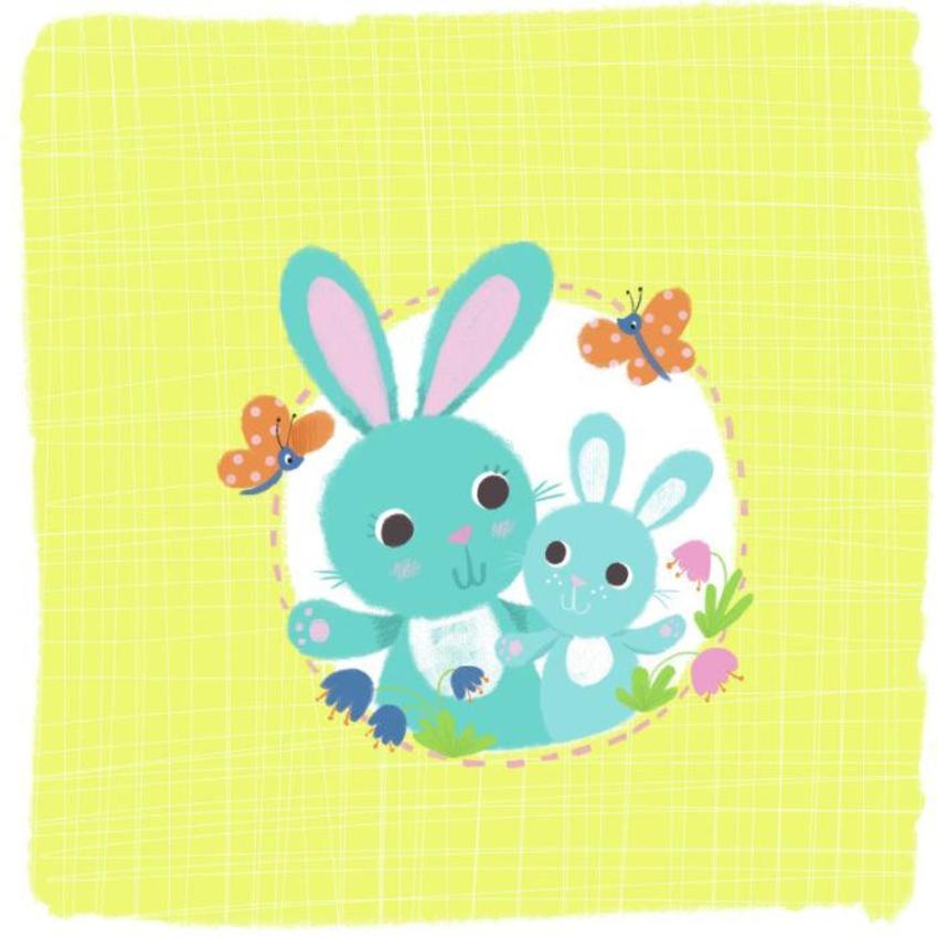 Bunny Cover Melanie Mitchell