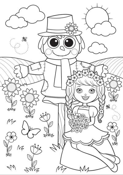 bk84351-girl-scarecrow-01-coloring